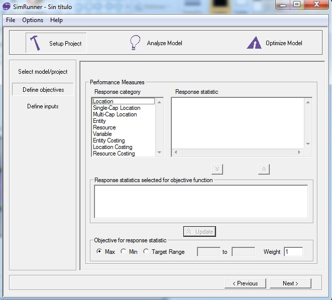Software SimRunner #3