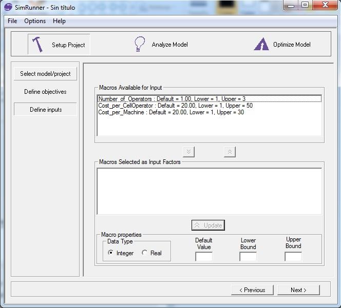 Software SimRunner #4
